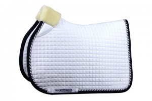 Czaprak skokowy PRO White/Black PS of Sweden