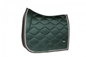 Czaprak Monogram Emerald Dressage